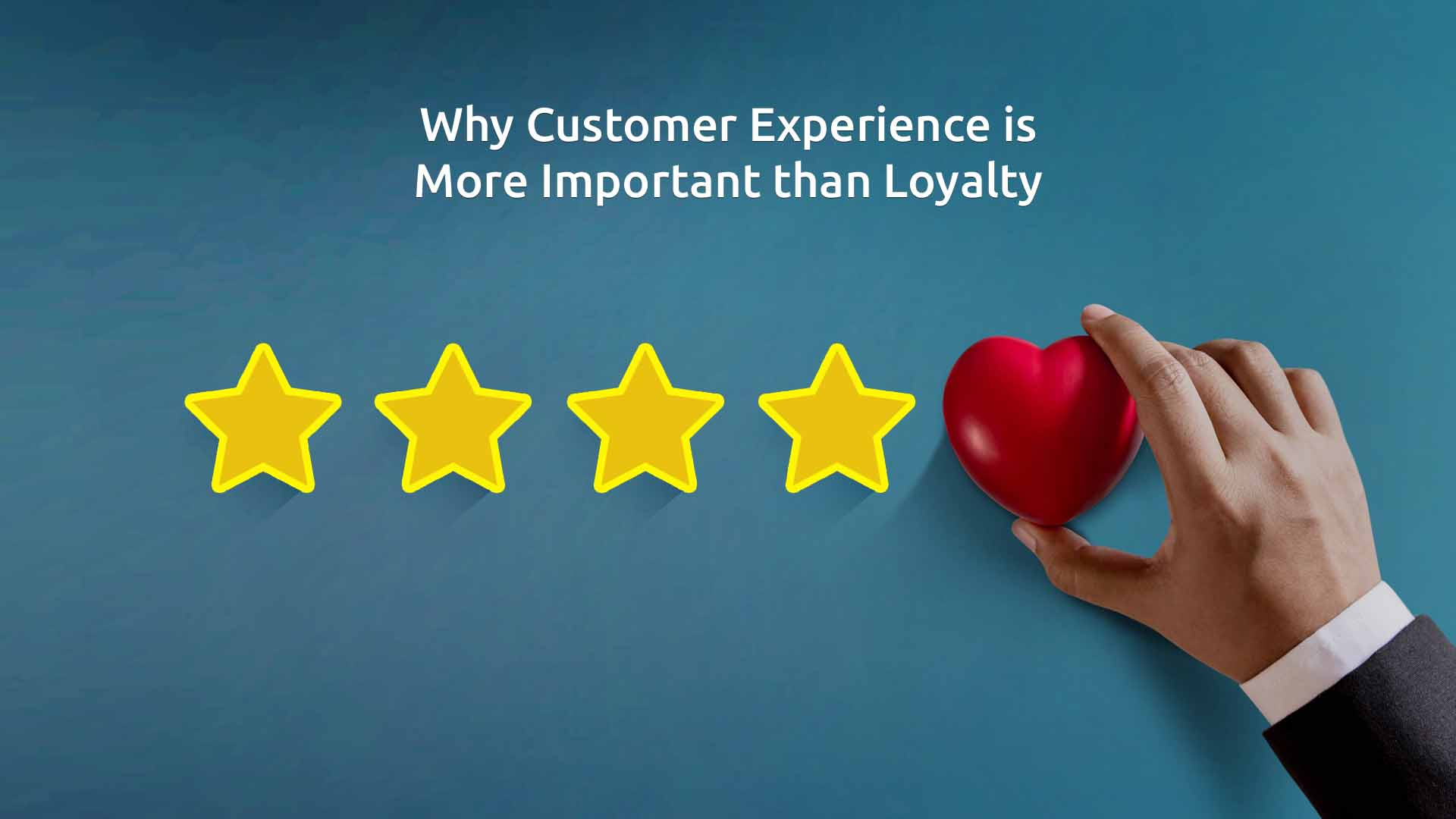 Customer Service Above Loyalty